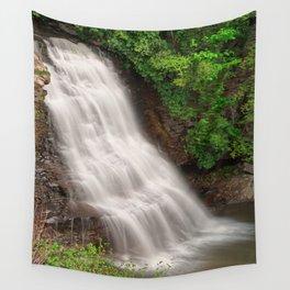 Muddy Creek Falls Wall Tapestry