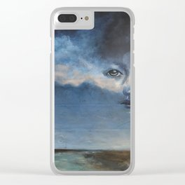 Key Clear iPhone Case