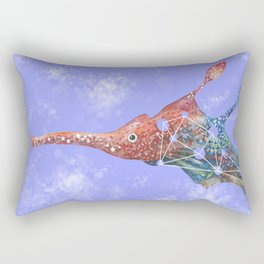 A sea horse Rectangular Pillow