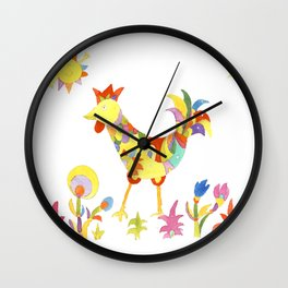 Hahn Wall Clock