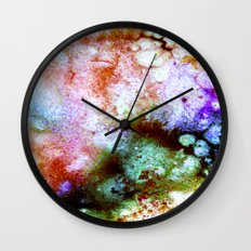 Blinding Wall Clock