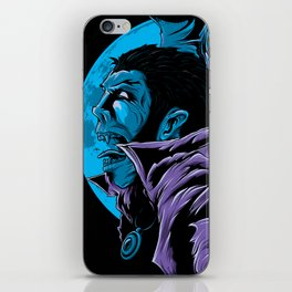 Lament of the Vampyre iPhone Skin