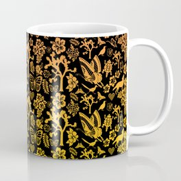 Joshua Tree Sunset by CREYES Coffee Mug