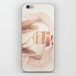 sweet nightingale iPhone Skin
