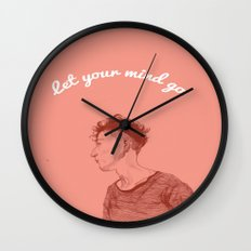 Let Your Mind Go(o) Wall Clock