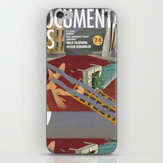 Vans and Color Magazine Customs iPhone Skin