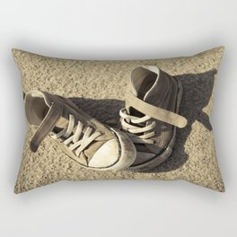 Lost shoes Rectangular Pillow