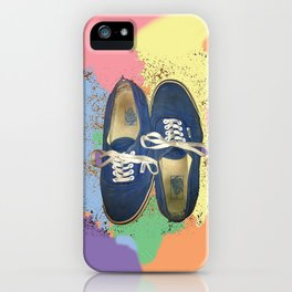 The History iPhone Case