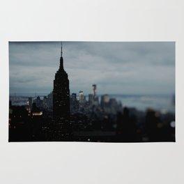 Manhattan Blackout Rug