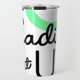 I Power Ladies that UX ATL Travel Mug