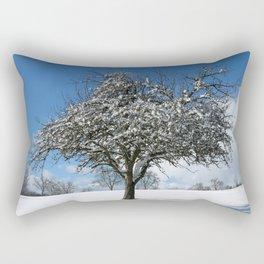 Winter's Chill Rectangular Pillow