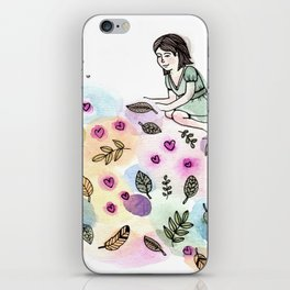 Your Love iPhone Skin