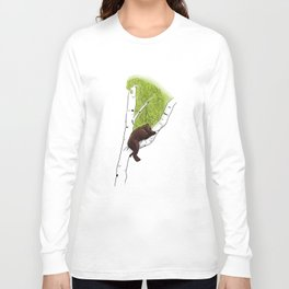 Rounded with a Sleep Long Sleeve T-shirt