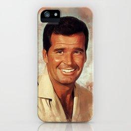 James Garner, Hollywood Legend iPhone Case