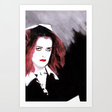 I Ask For Nothing, Master  Art Print