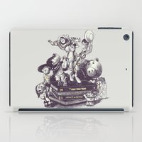 toy story iPad Cases featuring Toy Story by Alex Solis