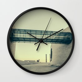 Champalimaud Foundation II Wall Clock