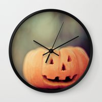 jack Wall Clocks featuring jack by shannonblue