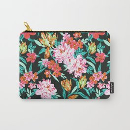 exotic flowers Carry-All Pouch
