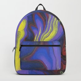 Purple Party Backpack