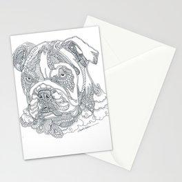 Grumpy Max Stationery Cards