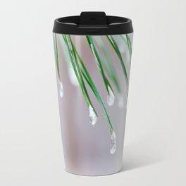 Ice drops Travel Mug