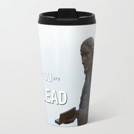 How you lead Travel Mug
