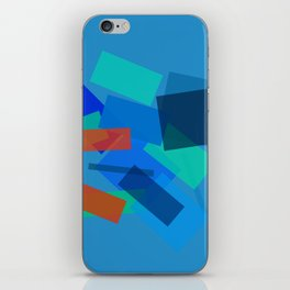 Retracting in Motion iPhone Skin