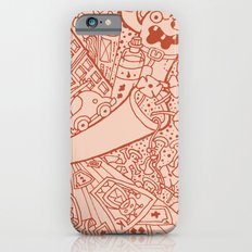 #MoleskineDaily_15 iPhone 6s Slim Case