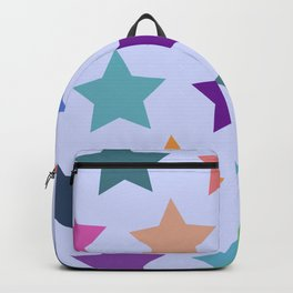 Colorful Stars Backpack