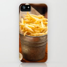 Golden Crisps iPhone Case