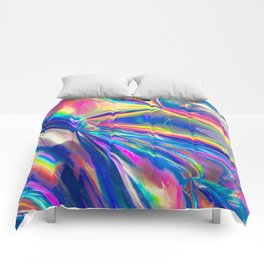 Holographic Comforters