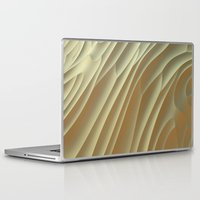 andreas preis Laptop & iPad Skins featuring Buttercream by Lyle Hatch