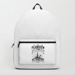 Plainview & Son Oil Company Backpack