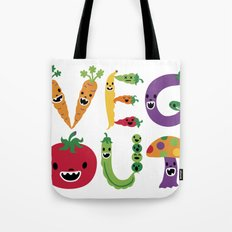 Veg Out Tote Bag