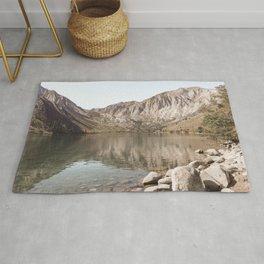 Mountains Of California Photo | Mammoth Lakes Sierra Nevada Landscape Art Print | Nature Travel Photography Rug