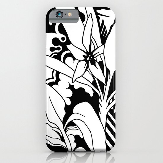 eye & leaf iPhone & iPod Case