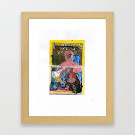 Untited 012 Framed Art Print