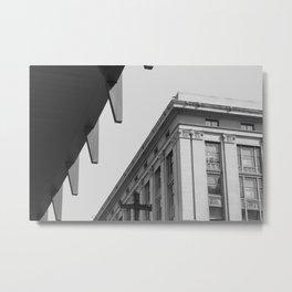 Epcor Centre Metal Print