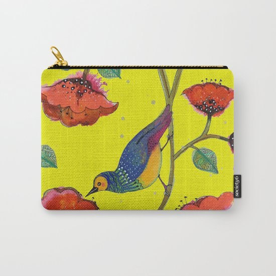 bohobirdie Carry-All Pouch