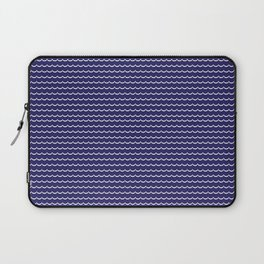 Whaling Waves Laptop Sleeve