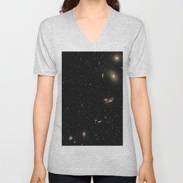Galaxies Unisex V-Neck