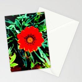 Gazania Flower Stationery Cards