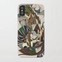 rap iPhone & iPod Cases featuring Rap-Unzel by Adelle Rae