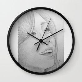 Eun Ji - Apink Wall Clock