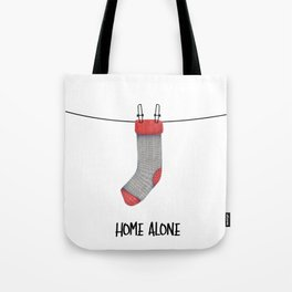 Home Alone! Tote Bag