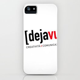 Dejavu iPhone Case