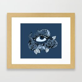 slthr Framed Art Print