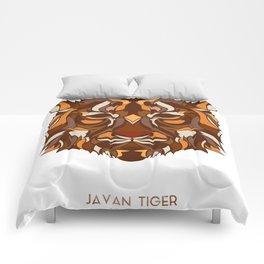 Javan Tiger Comforters