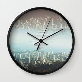 Intervention 28 Wall Clock